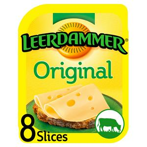 Leerdammer Original Dutch Cheese Slices x8 160g