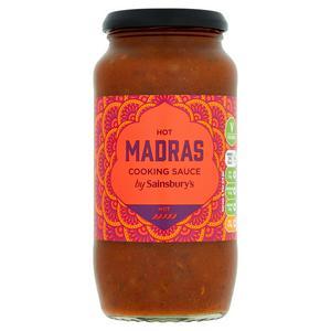 Sainsbury's Madras Sauce 500g