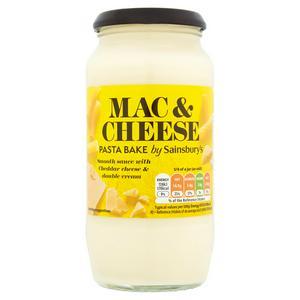 Sainsbury's Macaroni Cheese Pasta Bake 485g