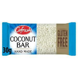 Cofresh Coconut Bar 30g