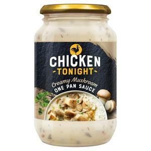 Chicken Tonight Mushroom Sauce 500g