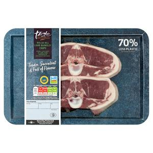 Sainsbury's Welsh Hill Lamb Barnsley Chop, Taste the Difference (approx. 540g)