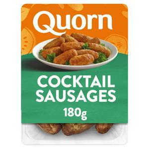 Quorn Vegetarian Cocktail Sausages 180g