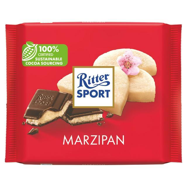 Ritter Sport Marzipan 100g Sainsbury S