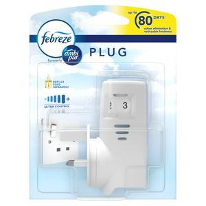 Ambi Pur Plug In Air Freshener Diffuser