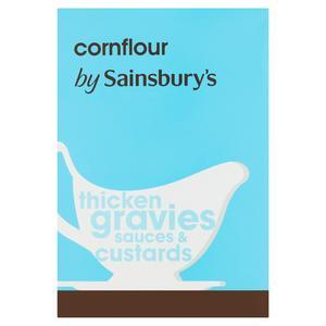 Sainsbury's Cornflour 500g