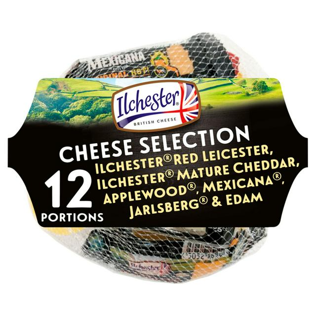 Ilchester British Cheese Selection 230g