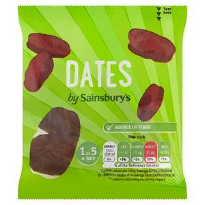 Sainsbury's Dates 40g