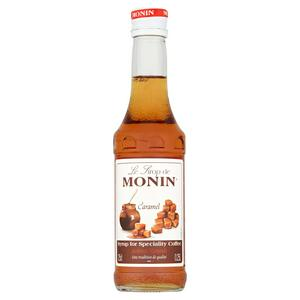 Monin Caramel Syrup 250ml