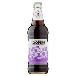 Hoopers Alcoholic Dandelion & Burdock 500ml