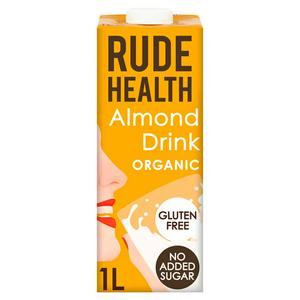 Rude Health Almond Drink 1L