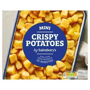 Sainsbury's Mini Crispy Potatoes 700g