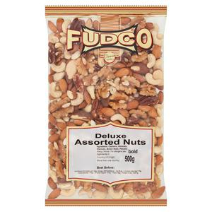 Fudco Deluxe Assorted Nuts 500g