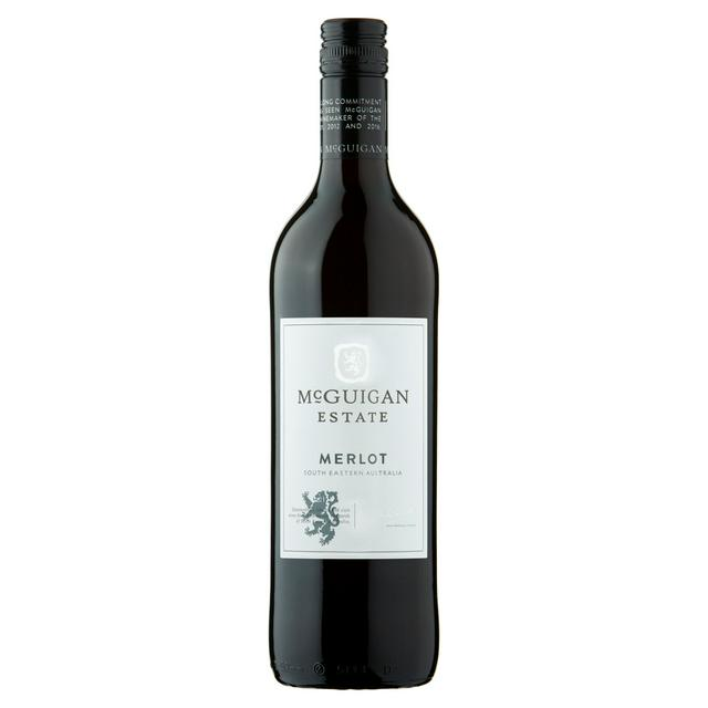 Mcguigan Estate Merlot 75cl Sainsbury S A celebrated hunter valley winery offering boutique wines including the mcguigan cellar select chardonnay 2017, crowned greatest new south wales chardonnay at the 2019 international wine. mcguigan estate merlot 75cl