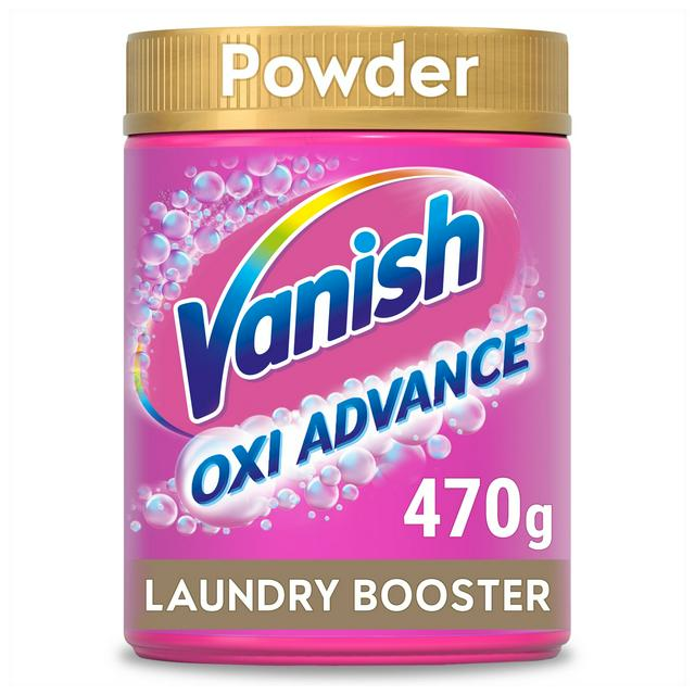 Vanish Gold Fabric Stain Remover Oxi Action Powder  470g
