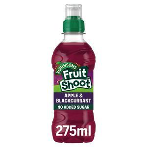 Fruit Shoot Apple & Blackcurrant Kids Juice Drink 275ml