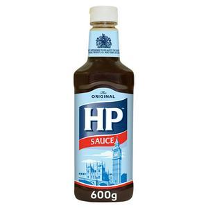 HP The Original Brown Sauce 600g