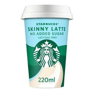 Starbucks Skinny Latte 220ml