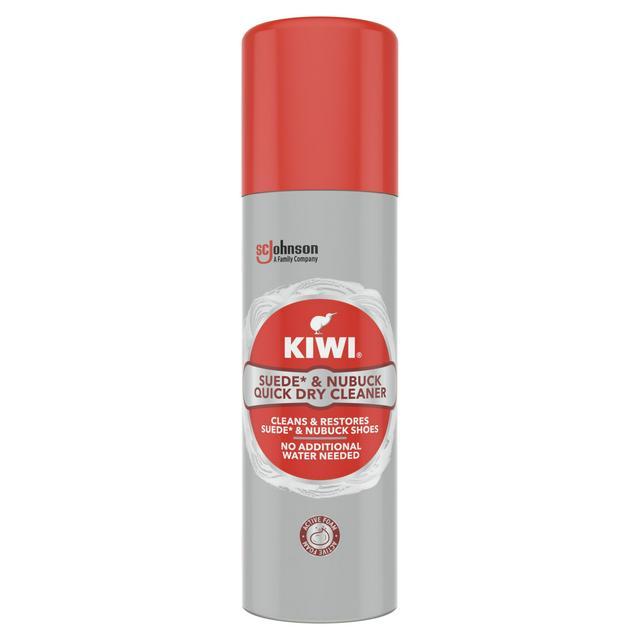 Kiwi Suede \u0026 Nubuck Foam Cleaner 200ml