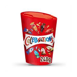 Celebrations Chocolate Gift Box 240g
