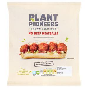 Plant Pioneers Meat Free Meatballs 380g