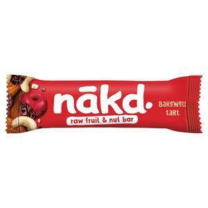Nakd Bakewell Tart Fruit & Nut Bar 35g