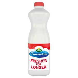 Cravendale Purefilter Skimmed Milk 1L