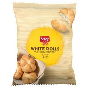 Schar Gluten Free White Rolls 6x58g