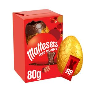 Maltesers Bunny Chocolate Mini Bunnies Small Easter Egg 80g