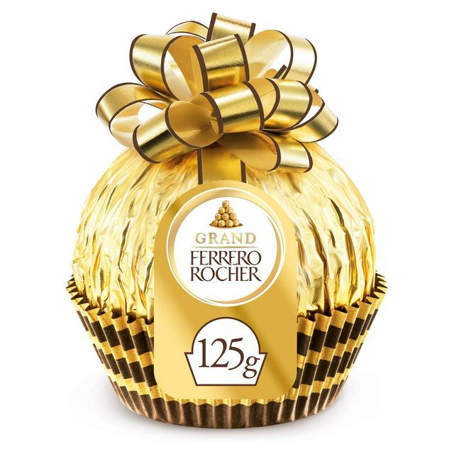 Ferrero Grand Rocher 125g Sainsbury S