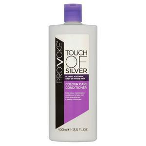 PRO:VOKE Touch Of Silver Colour Care Conditioner 400ml