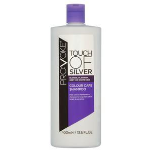 PRO:VOKE Touch Of Silver Colour Care Shampoo 400ml