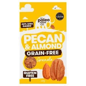 The Paleo Foods Co. Pecan & Almond Grain-Free Granola 285g