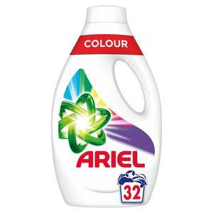 Ariel Washing Liquid Colour 1.12L, 32 Washes