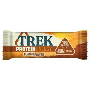 TREK Peanut Power Protein Energy Bar 55g