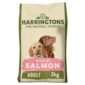 Harringtons Salmon & Potato Dry Adult Dog Food 2kg