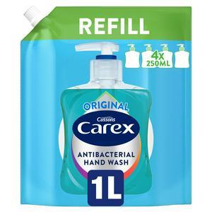 Carex Original Handwash Refill Pack 1L