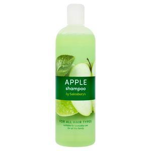 Sainsbury's Apple Shampoo 500ml