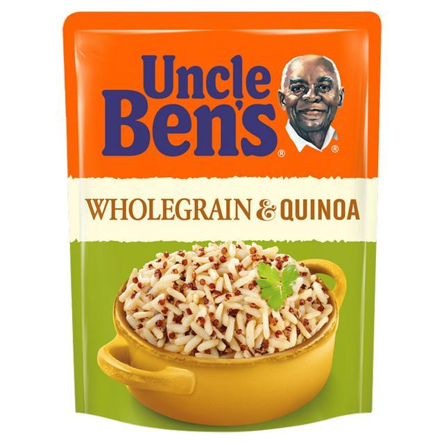 Uncle Ben's black lives matter