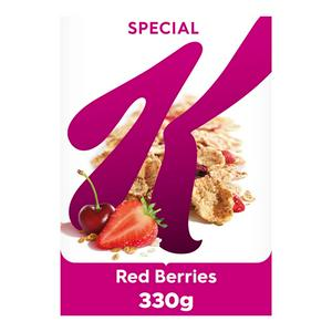 Kellogg's Special K Red Berries Cereal 330g
