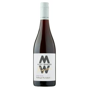 Most Wanted New Zealand Pinot Noir 75cl
