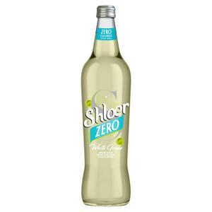 Shloer Light White Grape Sparkling Juice Drink 750ml