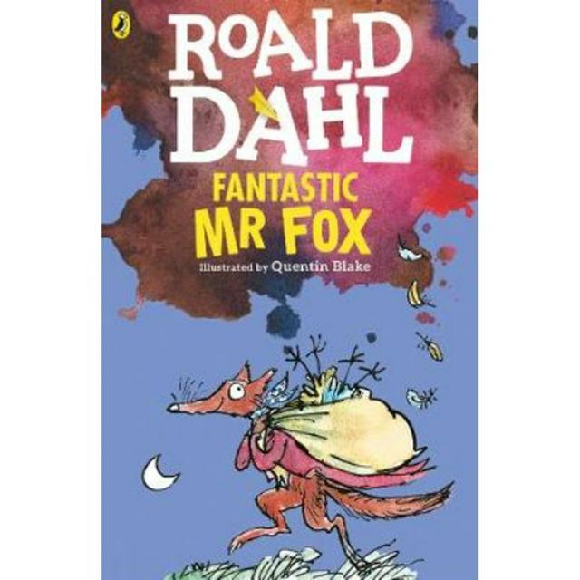 Fantastic Mr Fox Roald Dahl Sainsbury S