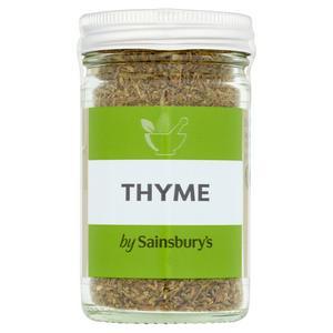 Sainsbury's Thyme 12g