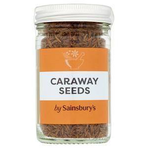 Sainsbury's Caraway Seed 43g