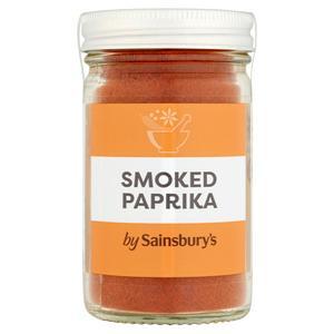 Sainsbury's Smoked Paprika 44g