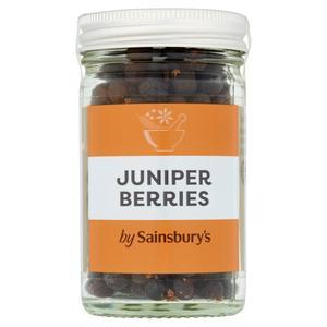 Sainsbury's Juniper Berries 28g