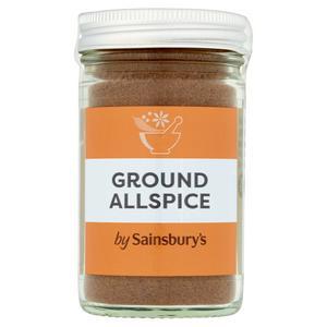 Sainsbury's Ground Allspice 40g