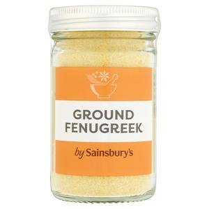 Sainsbury's Ground Fenugreek 50g