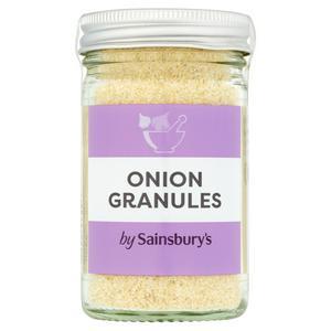Sainsbury's Onion Granules 58g